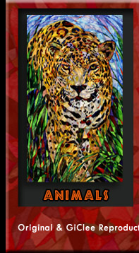 click for Animal Paintings